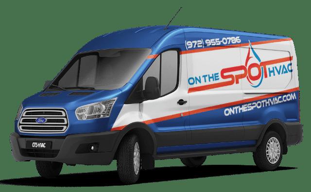 OTS service van
